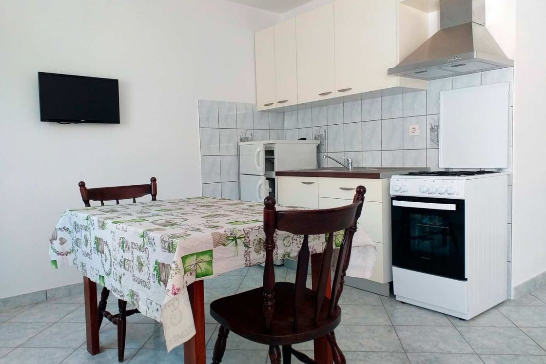 Apartments Francisko | Metajna | Studio Apartment Frane