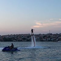 Jet Ski and Flyboard Novalja