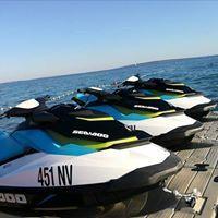 Jet Ski Novalja