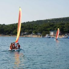 Windsurfing and Catamarans - Camping Village Simuni