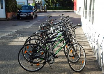 Cycling tours of the island of Pag