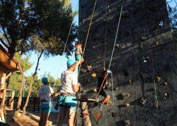 Climbing - Camping Village Simuni