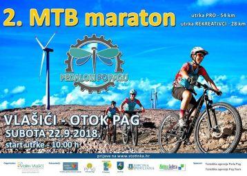 MTB marathon 'Pedaling on the Island of Pag'