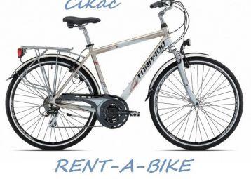 Rent a bike - Mandre