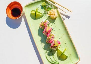 Salt Sushi and Steak