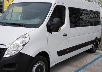 White Chariot - minibus transport